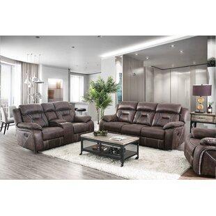 Harrah's 2 Piece Living Room Set by Latitude Run®