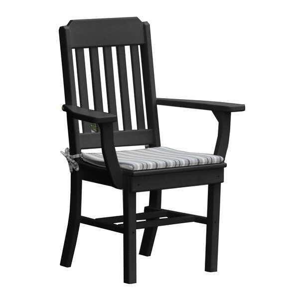 Cambridge Patio Dining Chair by Radionic Hi Tech