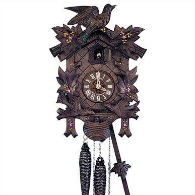 Traditional Cuckoo Wall Clock by Schneider