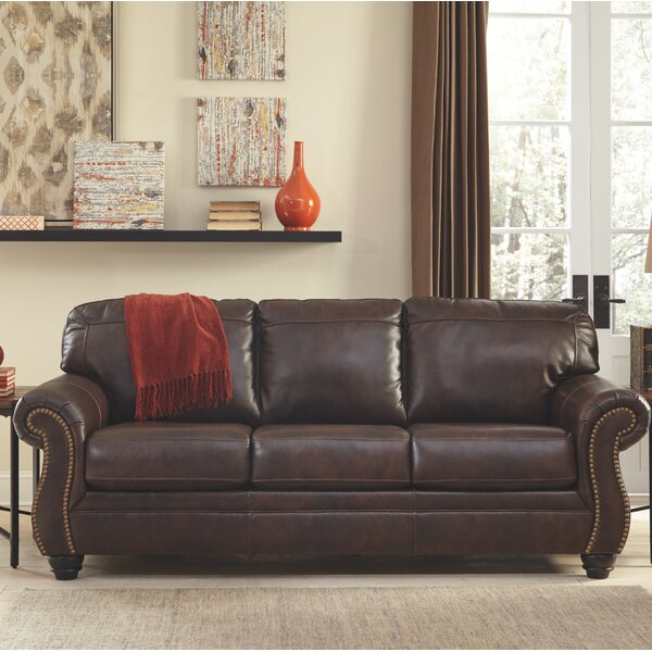 Baxter Springs Sofa Bed by Darby Home Co