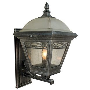 Buy clear Brentwood 1-Light Outdoor Sconce By Special Lite Products