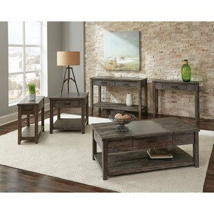 Juin Lift Top Coffee Table with Storage