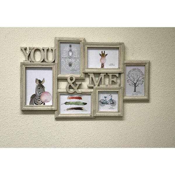 Burnie 6 Piece Picture Frame Set by Winston Porter