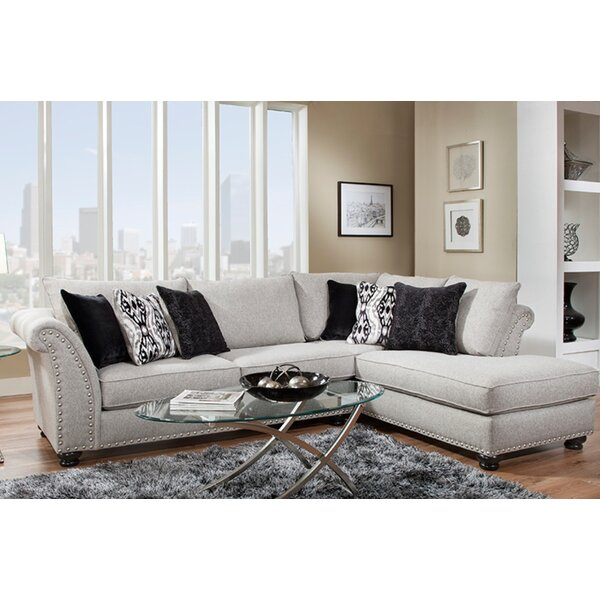 Dahlquist Sectional by Darby Home Co