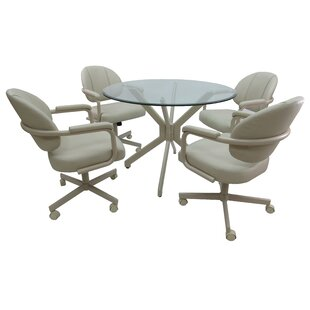 Maris 5 Piece Dining Set By Latitude Run