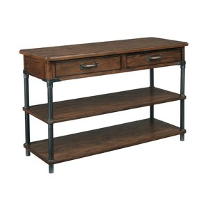 Saluda Console Table by Broyhill?