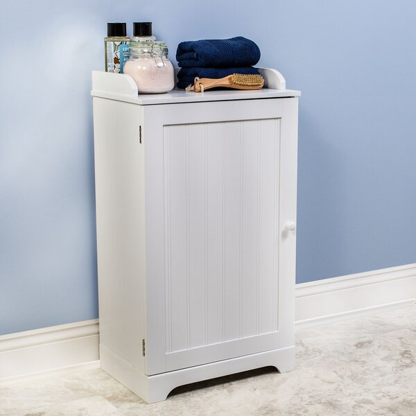 Boutin 17'' W x 31'' H x 11'' D Free-Standing Bathroom Cabinet