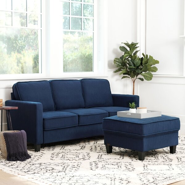 Shinault 2 Piece Standard Living Room Set by Breakwater Bay Breakwater Bay