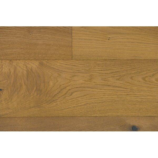 Bergen 7-1/2 Engineered Oak Hardwood Flooring in Biscotti by Branton Flooring Collection