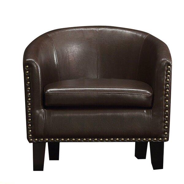 Ensa Barrel Chair By Winston Porter