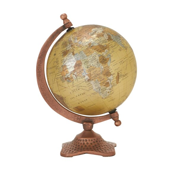 Political Plastic Globe by World Menagerie