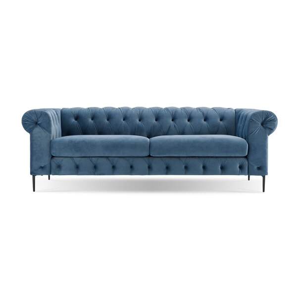 Kohlmeier Chesterfield Sofa by House of Hampton