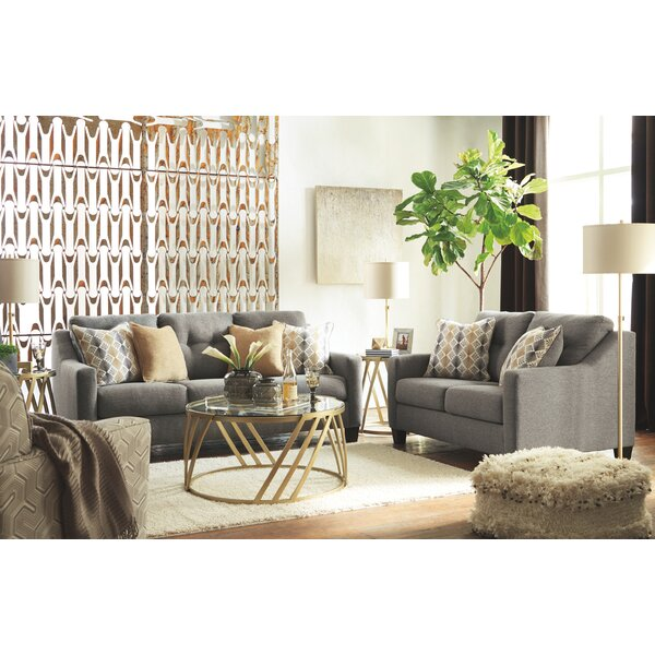 Audie Configurable Living Room Set by Modern Rustic Interiors