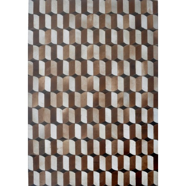 Brown Area Rug by Modern Rugs