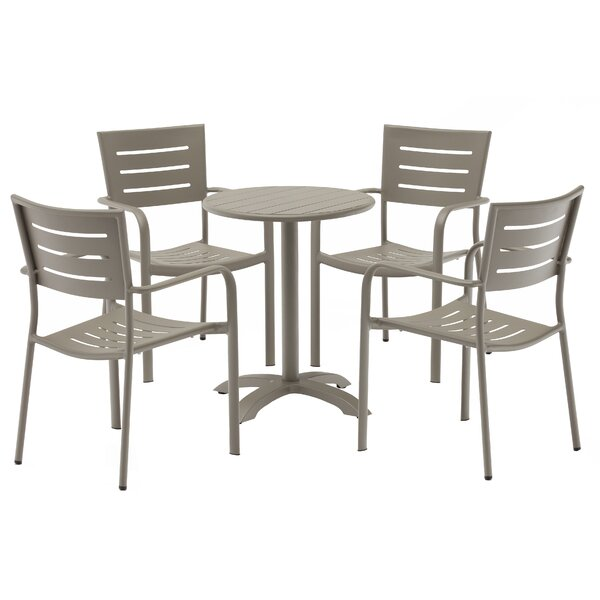 5 Piece Dining Set by H&D Restaurant Supply Inc.