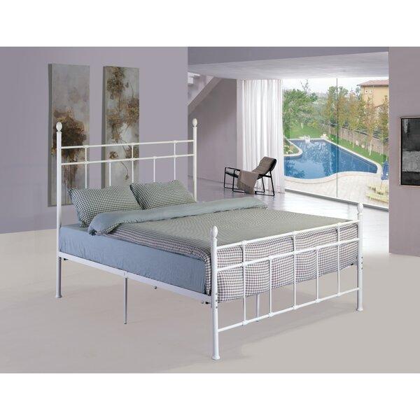Django Platform Bed by August Grove