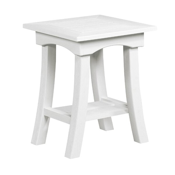 Clabaugh End Table by Highland Dunes