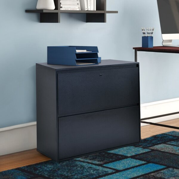 Home and Office 2-Drawer Lateral Filing Cabinet