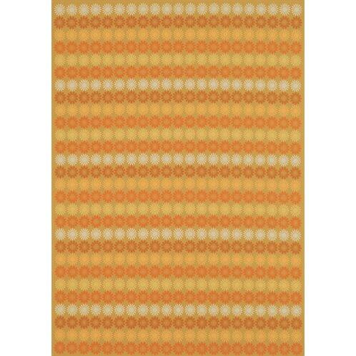 Sunstripe Cinnamon Rug by Martha Stewart Rugs