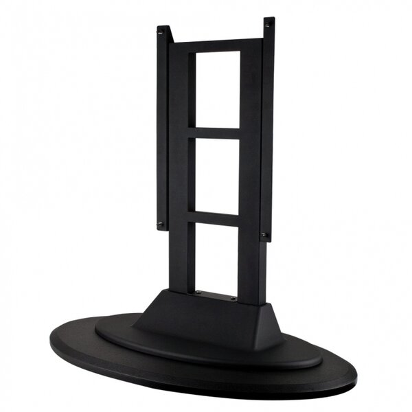Pedestal Fixed Floor Stand Mount by Audio Solution
