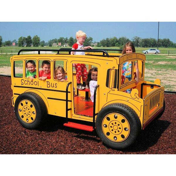 Kidvision School Bus by Kidstuff Playsystems, Inc.