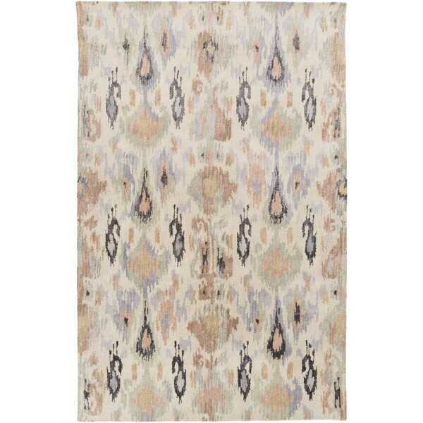 Bower Ikat/Suzani Area Rug by Bungalow Rose