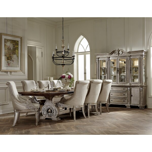 Bargain Chirk Trestle Extendable Dining Table By Astoria Grand Savings