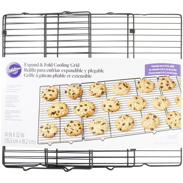Non-Stick Folding Cooling Rack by Wilton