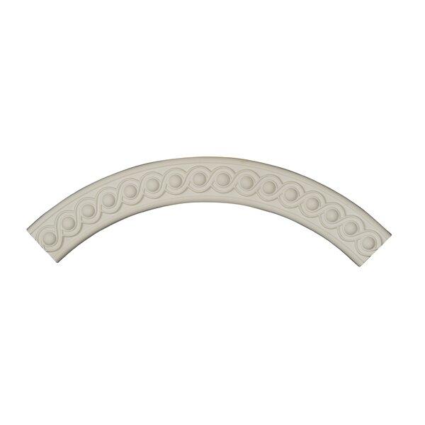 Hillsborough 28.75 H x 28.75 W x 2.63 D Ceiling Ring by Ekena Millwork