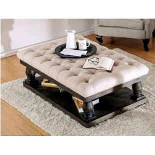 Blackfriars Coffee Table with Cushion Top