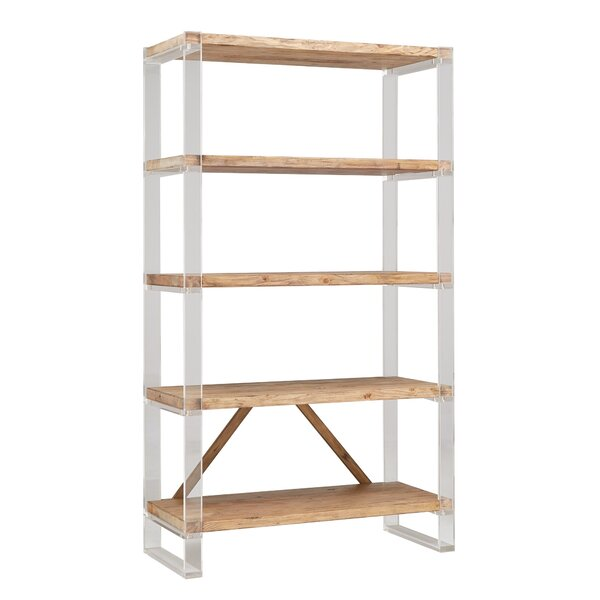 Leamon Standard Bookcase by Foundry Select