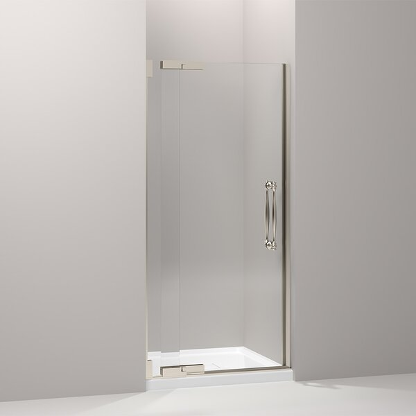 Fluence 59.63 x 70.31 Bypass Shower Door by Kohler