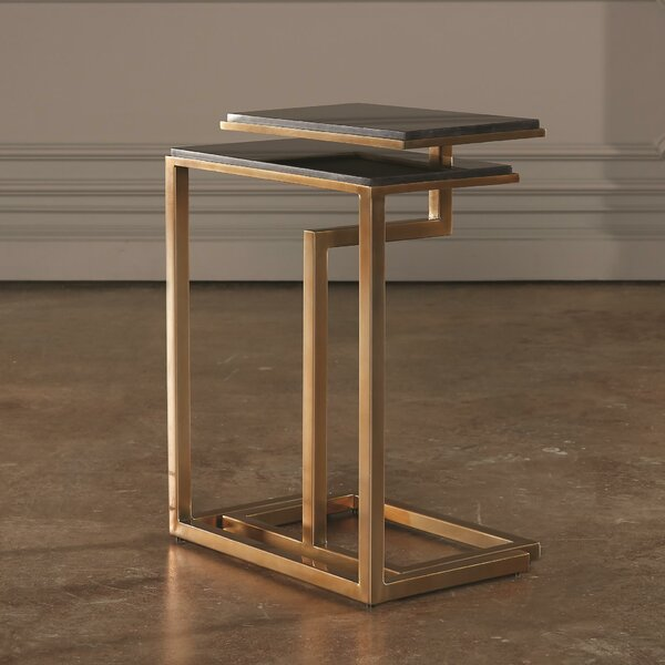 C Nesting Tables By Global Views