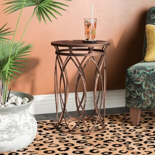 Lukas End Table World Menagerie