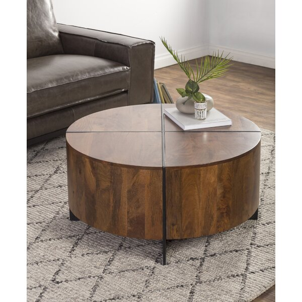 Reiban Coffee Table By 17 Stories