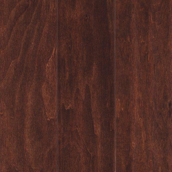 Agawam 5 Engineered Hardwood Flooring in Autumn Russet by Welles Hardwood