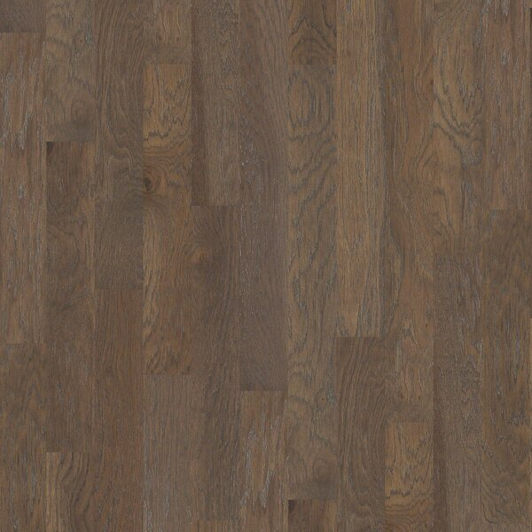 Victorian hickory 4.8 Engineered Hickory Hardwood Flooring in Stonhenge by Shaw Floors