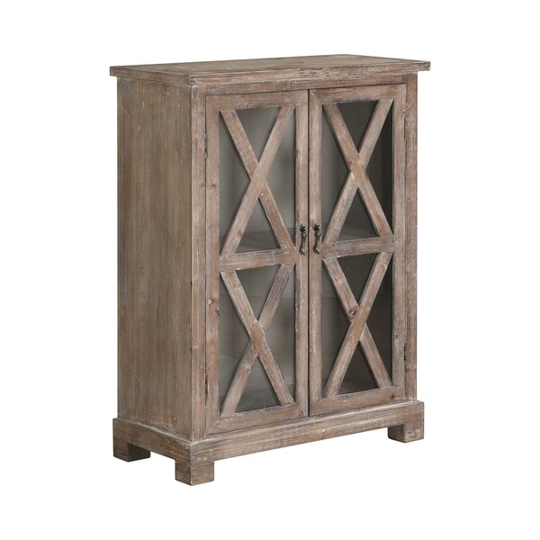 Vitra 2 Door Accent Cabinet By Gracie Oaks