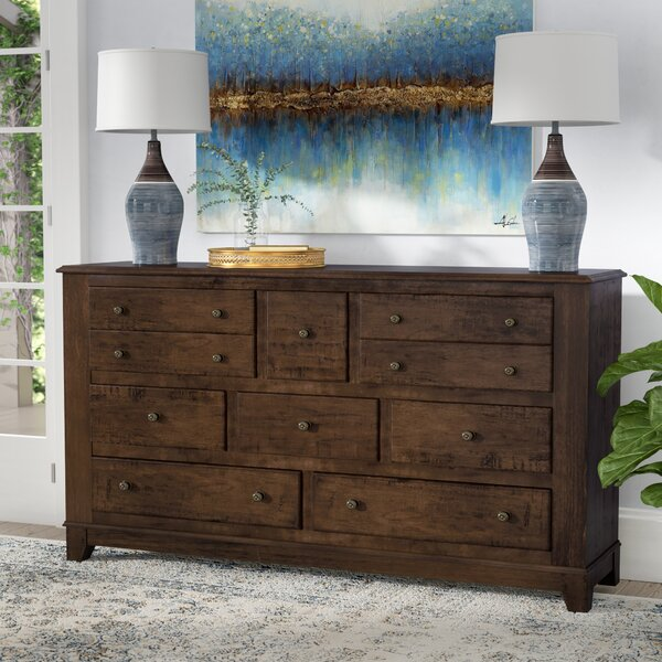 Lando 8 Drawer Dresser by Millwood Pines