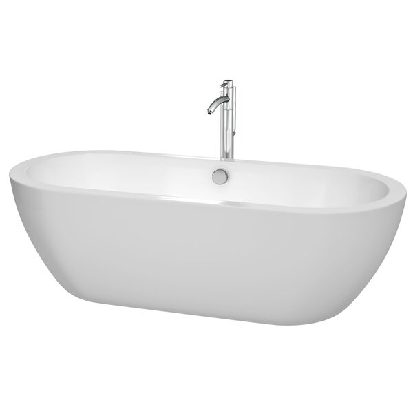 Soho 72 H x 31 Freestanding Soaking Bathtub by Wyndham Collection