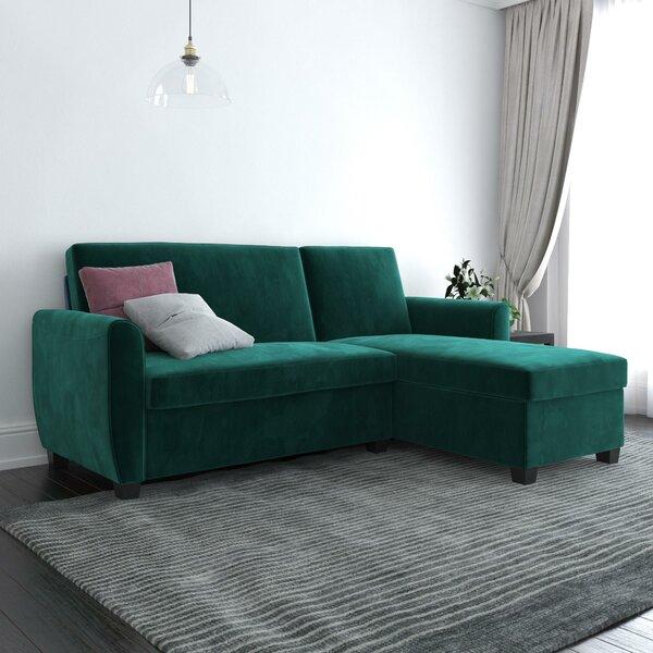 Looking for Spector Reversible Sleeper Sectional By Brayden Studio Wonderful