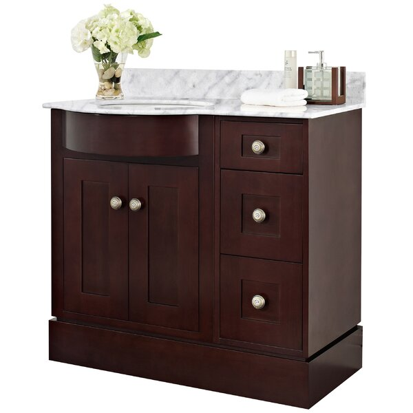 Tiffany 36 Bathroom Vanity Set by American Imaginations