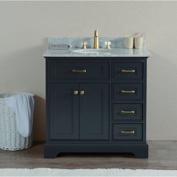 Yazmin 36 Single Bathroom Vanity Set by Breakwater Bay