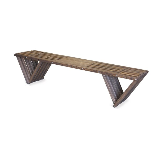 Darcus Eco-Friendly Pine Picnic Bench by Union Rustic
