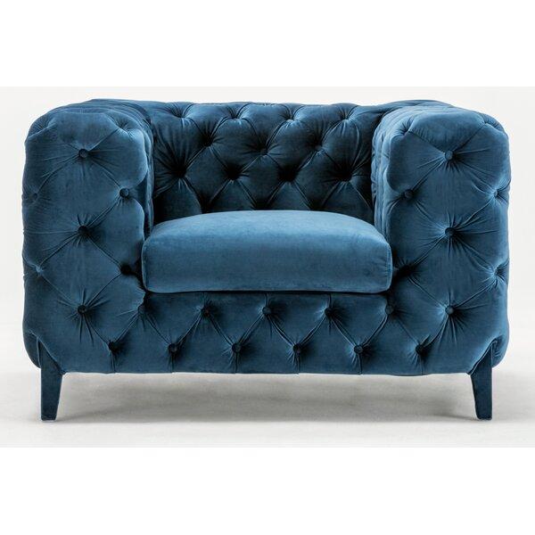 Galghard Armchair by Everly Quinn