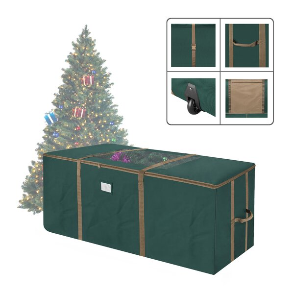 Rolling Christmas Tree Storage Bag by Rebrilliant