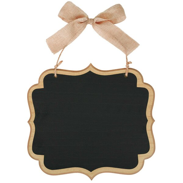 Marquee Wall Mounted Chalkboard by Amscan