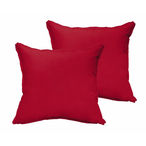 Fayme Polyester Throw Pillow (Set of 2) by Darby Home Co