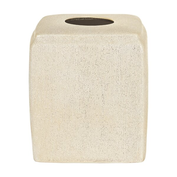 Mullens Tissue Box Cover by House of Hampton