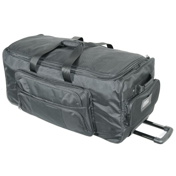 Ultra Deluxe 40 2 Wheeled Travel Duffel by Netpack